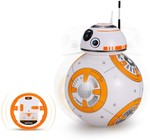 BB-8 2.4GHz RC Robot Ball Remote Control Planet Boy with Sound Star Wars $24.47 @ TomTop