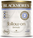 Blackmores Follow-on Baby Formula 900G for $10.99 + Shipping @ Pharmacy4less.com.au