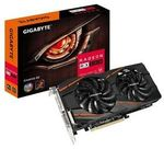 Gigabyte AMD Radeon RX 580 Gaming OC 8GB GDDR5 Graphics Video Card DVI HDMI DP $407.20 at Shopping Express eBay