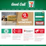 Free Coffee Melt via 7-Eleven Fuel App
