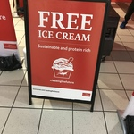 [Melbourne] Free Ice Cream at Flinders Street Station from The Economist