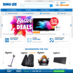 Bing Lee - 15% off Sitewide (Some Exclusions Apply)