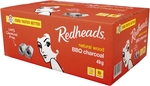 Redheads 4kg Natural Wood Charcoal $9.30 (was $13.69) @ Bunnings Warehouse