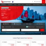 Melbourne/Sydney/Brisbane to Hong Kong $499, Adelaide $539 Return via Qantas