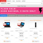 "Lenovo ThinkPad E580 15.6"" FHD, i7-8550U, 8GB RAM, 256GB SSD, RX 550 2GB $1089 Delivered from Lenovo"