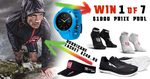 Win a Suunto Spartan Trainer GPS Watch Worth $399.99 or 1 of 6 Apparel Prizes from Winning Arena