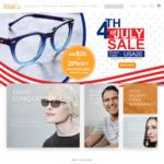 Prescription Glasses/Sunglasses US $20 off (from US $31.95 ~AU $43.50 Shipped) @ 39dollarglasses.com