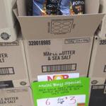 [VIC] Red Rock Deli Maple Butter + Sea Salt Popcorn 120g, 6 Packs for $3.00 @ NQR [Kilsyth]