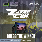 Win 1 of 5 Gaming Prizes incl a ZOTAC Mek1 Gaming PC from ZOTAC
