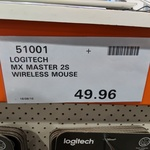 [VIC] Logitech MX Master 2S White $49.96 (Membership Required) @ Costco Docklands