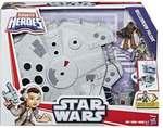 Star Wars Millennium Falcon Galactic Heroes Playset $19.00 @ Kmart