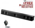 Focal Dimension Soundbar + BONUS Bluetooth Receiver $899 (RRP $1684) FREE SHIPPING @ Melbourne Hi Fi