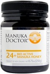 Manuka Doctor Bio Active Manuka Honey 24+ 250g $27.01, 15+ 250g $21.13, 500g $39.38 + Shipping @ iHerb
