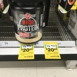 Musashi P30 Protein Powder 900g $20.60 @ Woolworths
