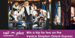 Win a Trip Onboard the Venice Simplon-Orient-Express (Venice-London) for 2 from MINI British Film Festival