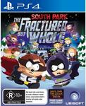 [PS4, XB1] South Park: The Fractured But Whole $22 (Was $79) @ Big W