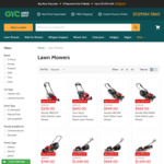 Up to $200 off Honda, Victa & Toro Mowers, Extra 5% off Coupon (e.g Honda HRU196 $901.55) + Free Sydney Shipping @ GYC Mowers