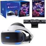 PlayStation VR V2 with Camera & VR Worlds Bundle $278.05 + Delivery (Free C&C) @ The Gamesmen eBay