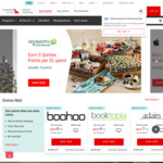5 Qantas Points Per $1 Spend at Woolworths Online (Usually 2 Points) from Qantas Shopping