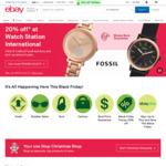[eBay Plus] 10% off All eBay Plus Items ($75 Min Spend, $100 Max Discount) @ eBay