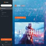 Origin Access: Battlefield V (PC) Free 10 Hour / 7 Day Trial