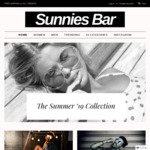 30% off Sunglasses and Accessories, Wooden Wayfarer $42 (Was $75), Free Shipping @ Sunniesbar