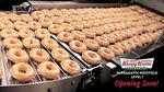 [NSW] Free Doughnuts from 7AM Today (10/12) @ Krispy Kreme (Westfield Parramatta)
