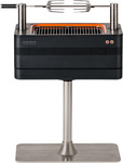 Everdure by Heston Blumenthal FUSION Electric Ignition Charcoal Barbeque with Pedestal $554.20 (Was $925) @ Bunnings