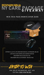 Win a HyperX/Logitech/Respawn Ninja Gaming Prize Pack Worth Over $400 from Respawn Ninja