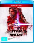 Star Wars: The Last Jedi (Blu-Ray/Bonus Disc) (Light Side) $9 @ Amazon AU (Free Delivery with Prime/ $49 Spend)