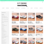 Up to 80% off adidas Originals, New Balance, Nike etc - Sneakers starting at $50 + 20% off code 'BOXING18' @ Up There Store