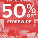 [QLD] 50% off RRP Everything at Rip Curl Chermside Store Closing Sale