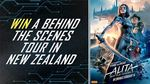 Win an Alita: Battle Angel-Themed Holiday in New Zealand for 2 Worth $5,140 from Network Ten
