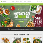 7 Clean Meals for $47 ($15.65 off $62.65 Spend) @ Youfoodz
