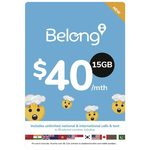 Belong $40 Starter Kit for $15, $25 Starter Kit for $10 @ Officeworks
