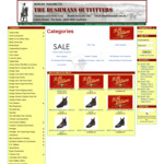 Selected R. M. Williams Craftsman Boots $395 + $15 Delivery @ Nungar