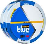 ScotchBlue 2 Pack Masking/Painters Tape 24mmx55m $10 ($5ea) @ Mitre 10