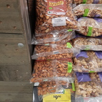Crunchy Natural Almonds 750g $9.90 @ Woolworths