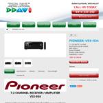 Pioneer AV Receivers 7.2Ch VSX-934 $920 and 9.2Ch VSX-LX303 $1250 @ Digital Dave's