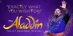 [SA] Aladdin The Musical - Tickets $72 + Booking Fee