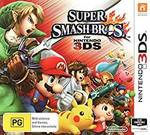 [3DS] Super Smash Bros - $25 + Delivery ($0 with Prime / $49+ Spend) @ Amazon AU or The Gamesmen (+ Delivery / Free C&C)