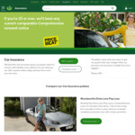 Woolworths Insurance: 10% off Any Car Insurance and Free $100 Gift Card