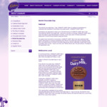 Free 180g Cadbury Milk Chocolate Block for World Chocolate Day @ Myer