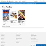 [XB1] Free Play Days: Overwatch Origins Edition, Worms W.m.d & Naruto to Boruto: Shinobi Striker @ Microsoft