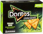 Doritos Crackers 160g (Texan BBQ or Sweet Chilli & Sour Cream) $1 @ Reject Shop