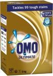 OMO Ultimate / Active Clean / Sensitive Laundry Powder 5KG $24 @ BigW