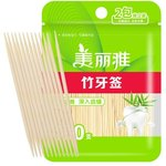 400 Bamboo Toothpicks US $0.21 (~AU $0.32) Delivered @ Joybuy