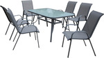 Marquee 7 Piece Steel Sling Back Outdoor Setting (Was $198) $158.20 @ Bunnings