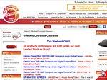 Weekend Overstock Sale - All Undercost