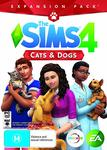 [PC, Mac] The Sims 4 Pack - Cats and Dogs $10 + Delivery ($0 with Prime/ $39 Spend) @ Amazon AU